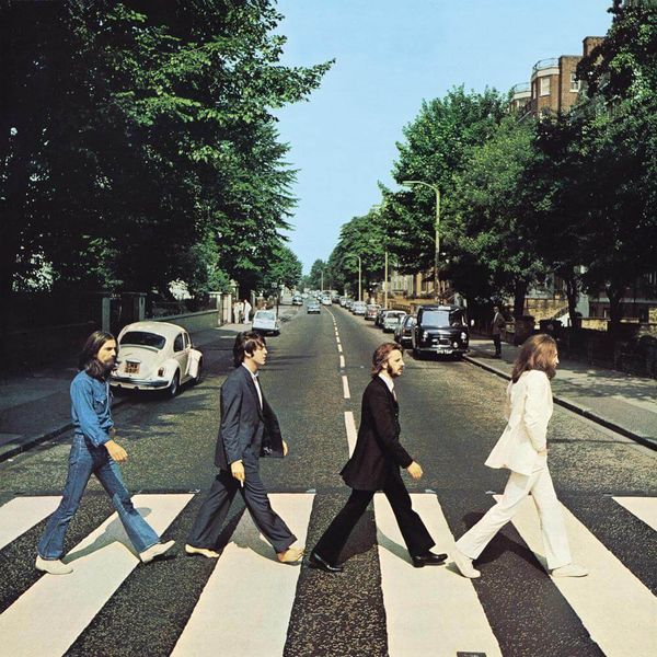 Album artwork of 'Abbey Road' by The Beatles