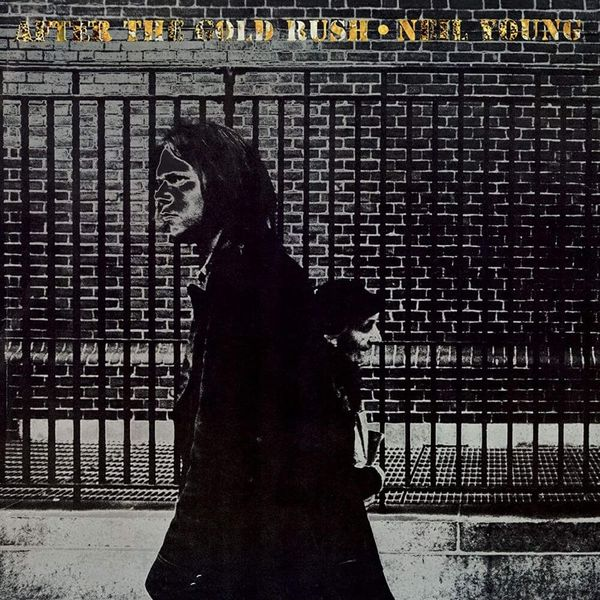 Album artwork of 'After the Gold Rush' by Neil Young