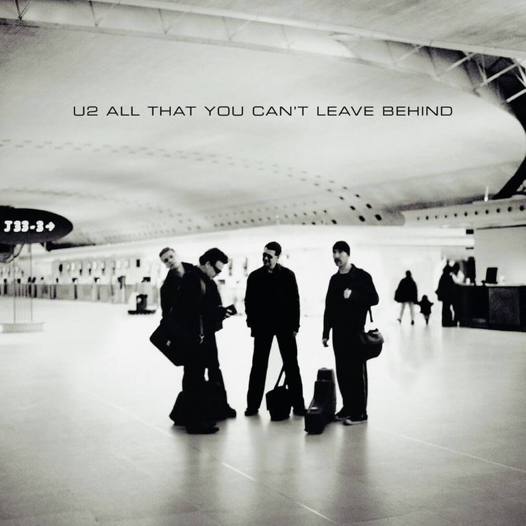 Album artwork of 'All That You Can't Leave Behind' by U2