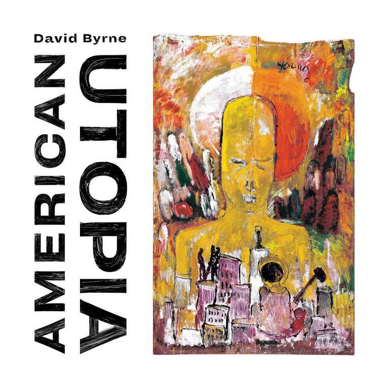 Album artwork of 'American Utopia' by David Byrne
