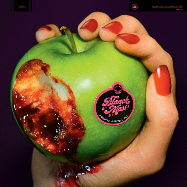 Album artwork of 'Animated Violence Mild' by Blanck Mass