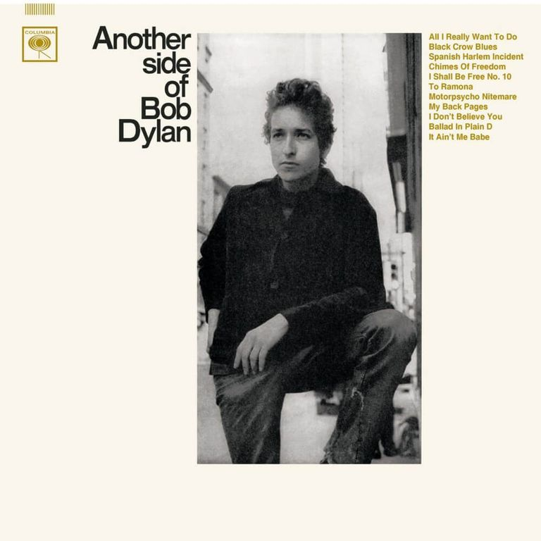 Album artwork of 'Another Side of Bob Dylan' by Bob Dylan