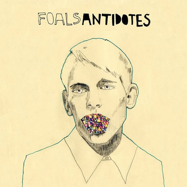 Album artwork of 'Antidotes' by Foals