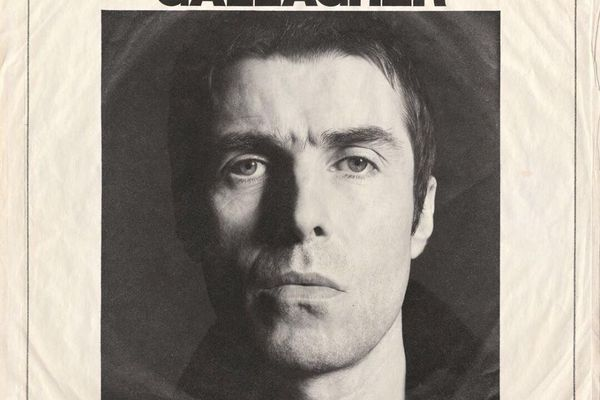 Album artwork of 'As You Were' by Liam Gallagher