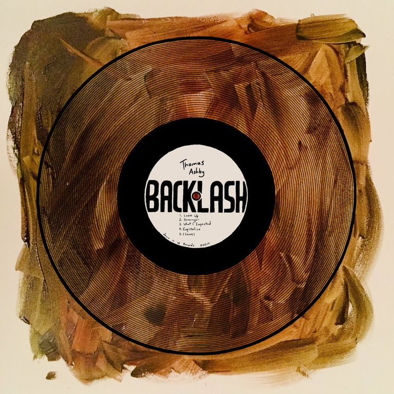 Artwork of Backlash EP by Thomas Ashby