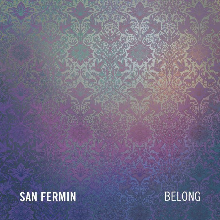 Album artwork of 'Belong' by San Fermin