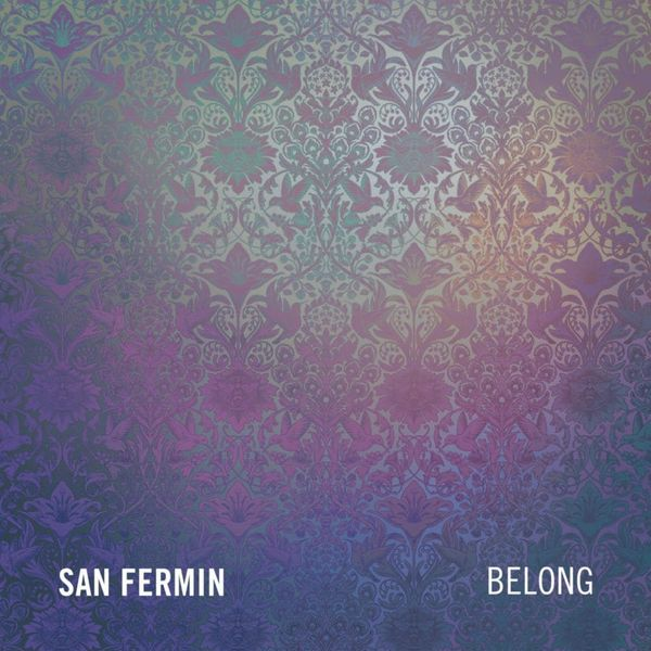 Album artwork of 'Belong' by San Fermin