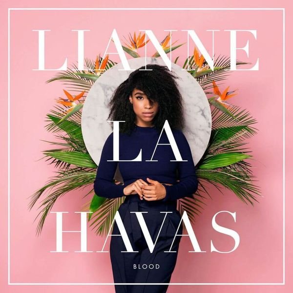 Album artwork of 'Blood' by Lianne La Havas