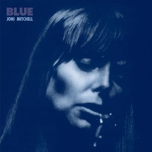 Album cover for Joni Mitchell - Blue
