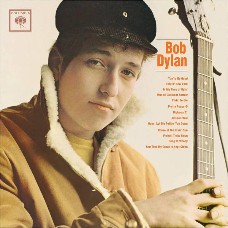 Album artwork of 'Bob Dylan' by Bob Dylan