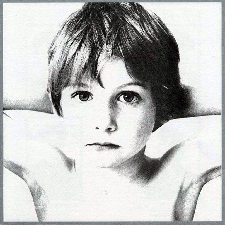 Album artwork of 'Boy' by U2