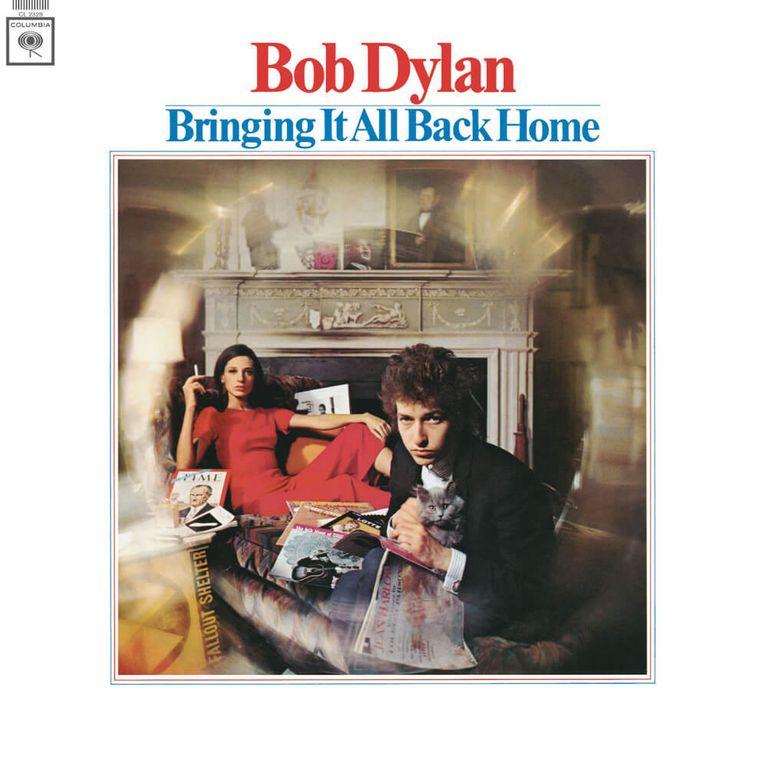 Album artwork of 'Bringing It All Back Home' by Bob Dylan
