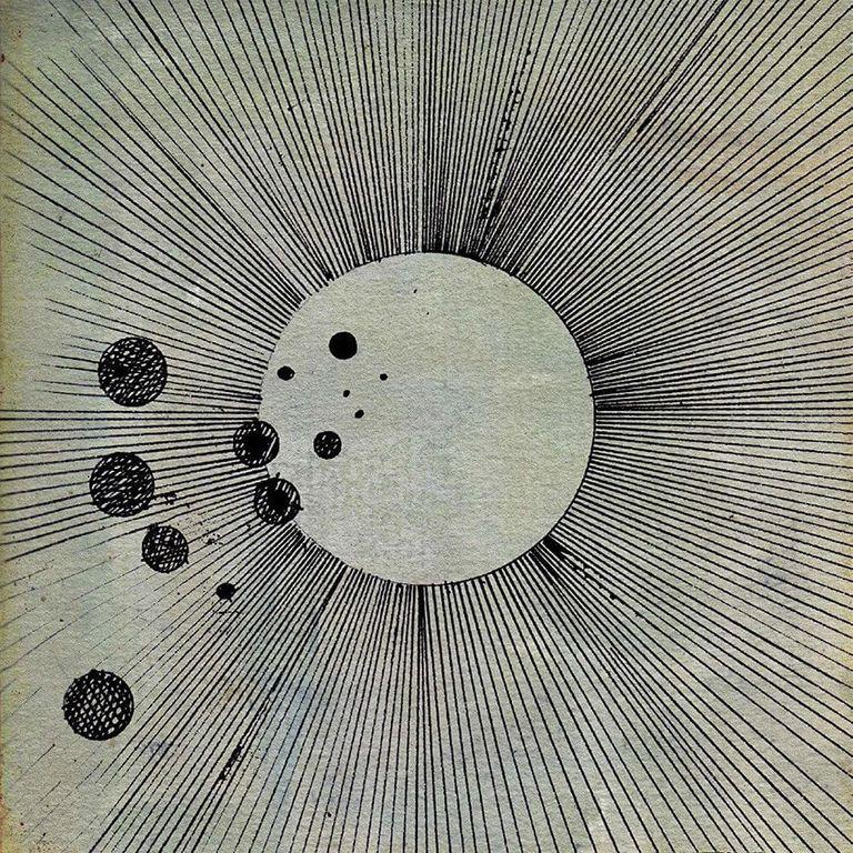 Album artwork of 'Cosmogramma' by Flying Lotus