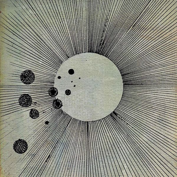 Album artwork of 'Cosmogramma' by Flying Lotus