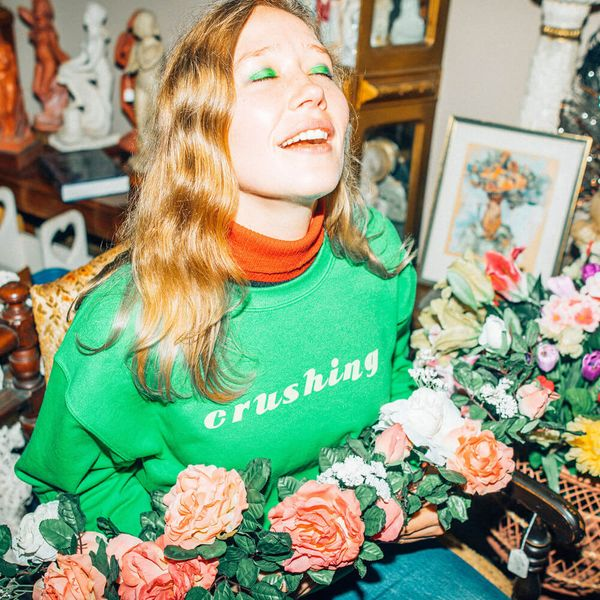 Album artwork of 'Crushing' by Julia Jacklin