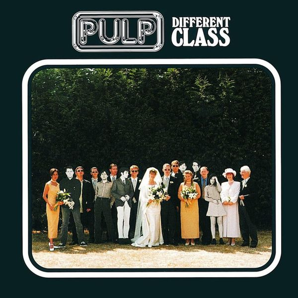 Album artwork of 'Different Class' by Pulp