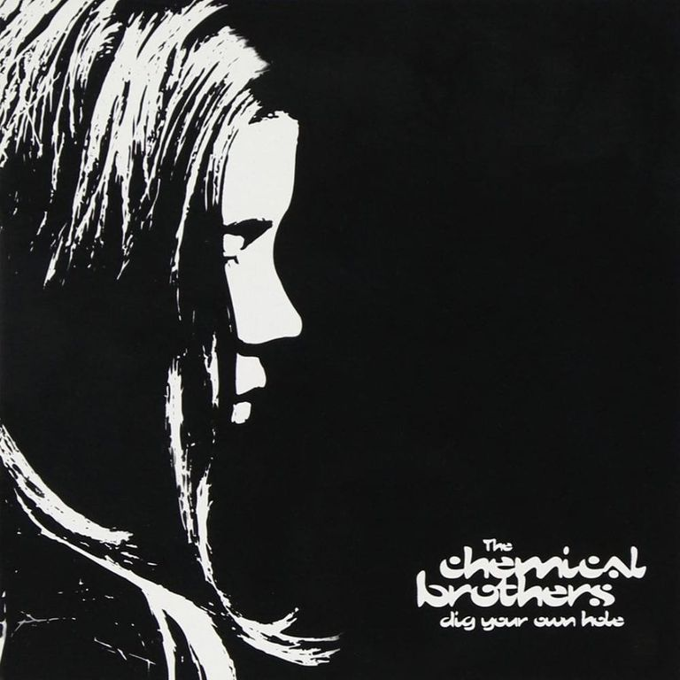 Album artwork of 'Dig Your Own Hole' by The Chemical Brothers