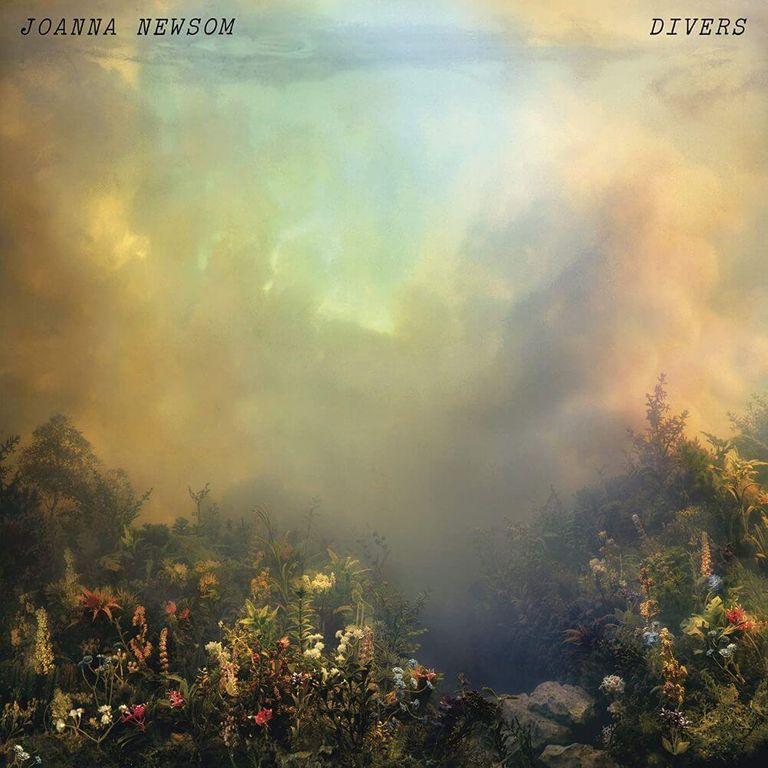 Album artwork of 'Divers' by Joanna Newsom