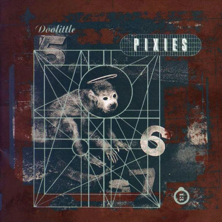 Album artwork of 'Doolittle' by Pixies