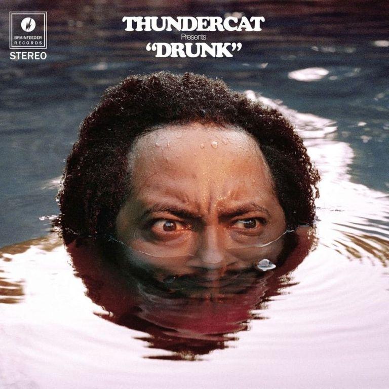 Album artwork of 'Drunk' by Thundercat