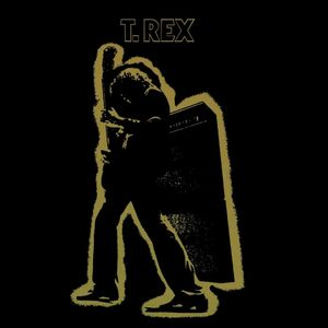 Album cover for T. Rex - Electric Warrior