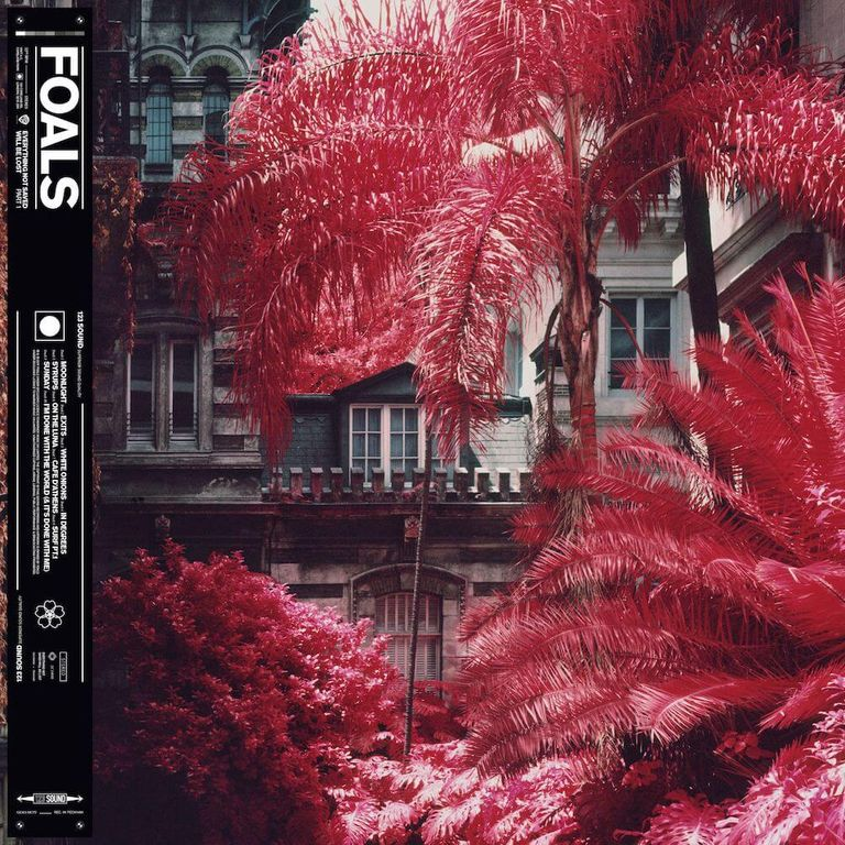 Album artwork of 'Everything Not Saved Will Be Lost – Part 1' by Foals