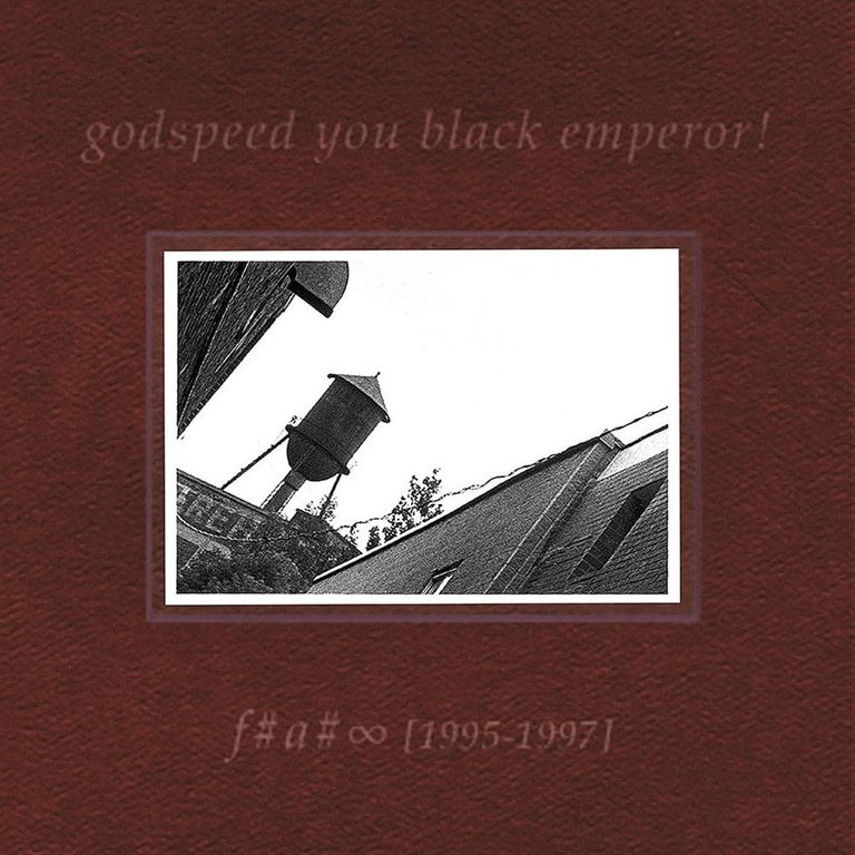 Album artwork of 'F♯ A♯ ∞' by Godspeed You! Black Emperor