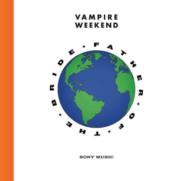 Album artwork of 'Father of the Bride' by Vampire Weekend
