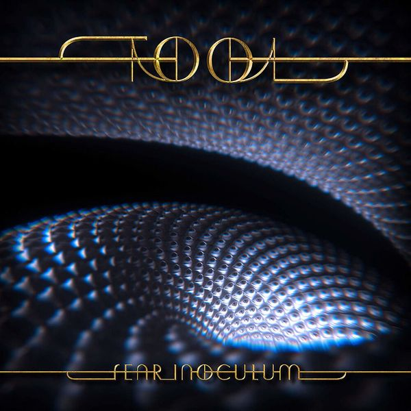 Album artwork of 'Fear Inoculum' by Tool