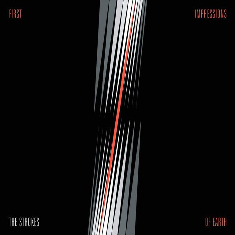 Album artwork of 'First Impressions of Earth' by The Strokes