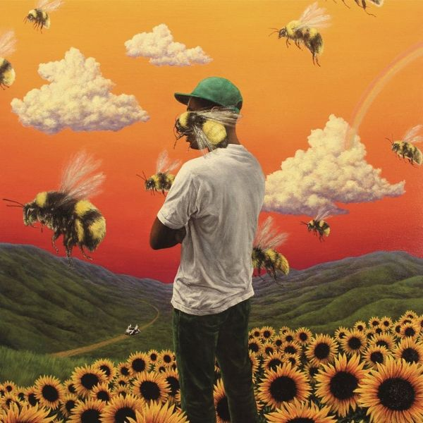 Album artwork of 'Flower Boy' by Tyler, The Creator