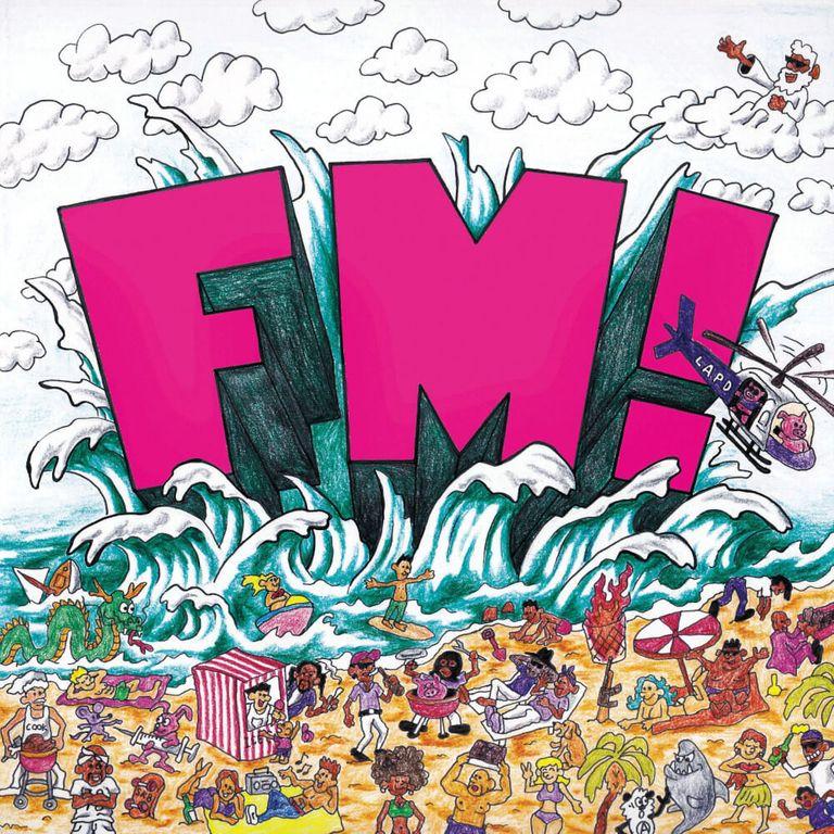 Album artwork of 'FM!' by Vince Staples