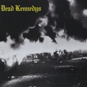 Album cover for Dead Kennedys - Fresh Fruit for Rotting Vegetables