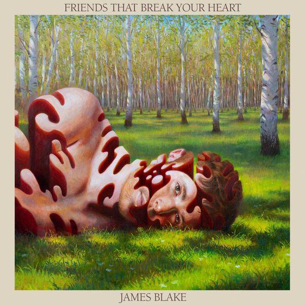Album artwork of 'Friends That Break Your Heart' by James Blake