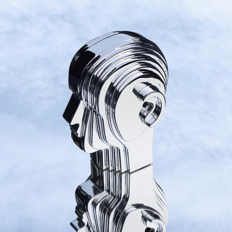 Album artwork of 'From Deewee' by Soulwax
