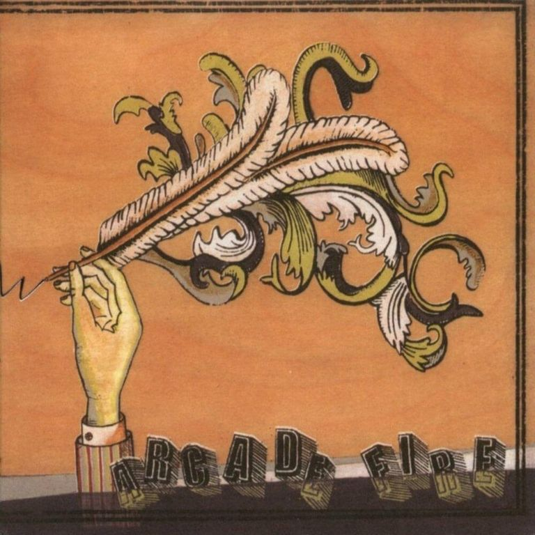 Album artwork of 'Funeral' by Arcade Fire