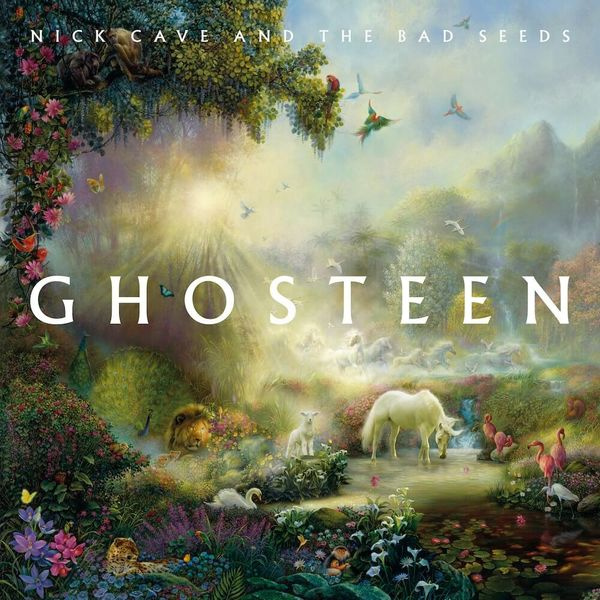 Album artwork of 'Ghosteen' by Nick Cave & the Bad Seeds