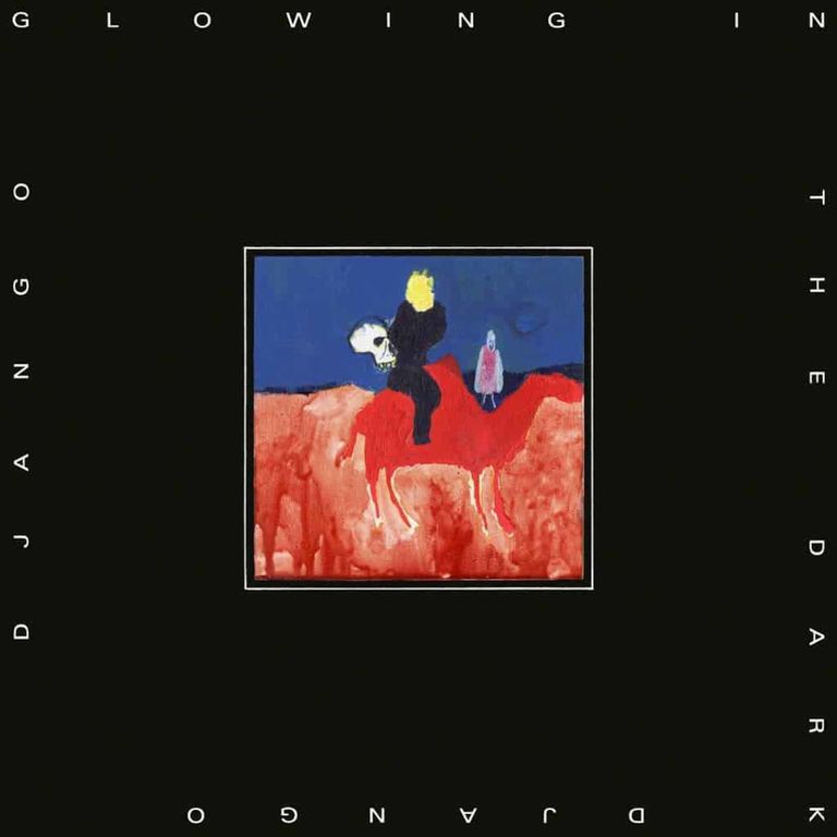 Album artwork of 'Glowing in the Dark' by Django Django