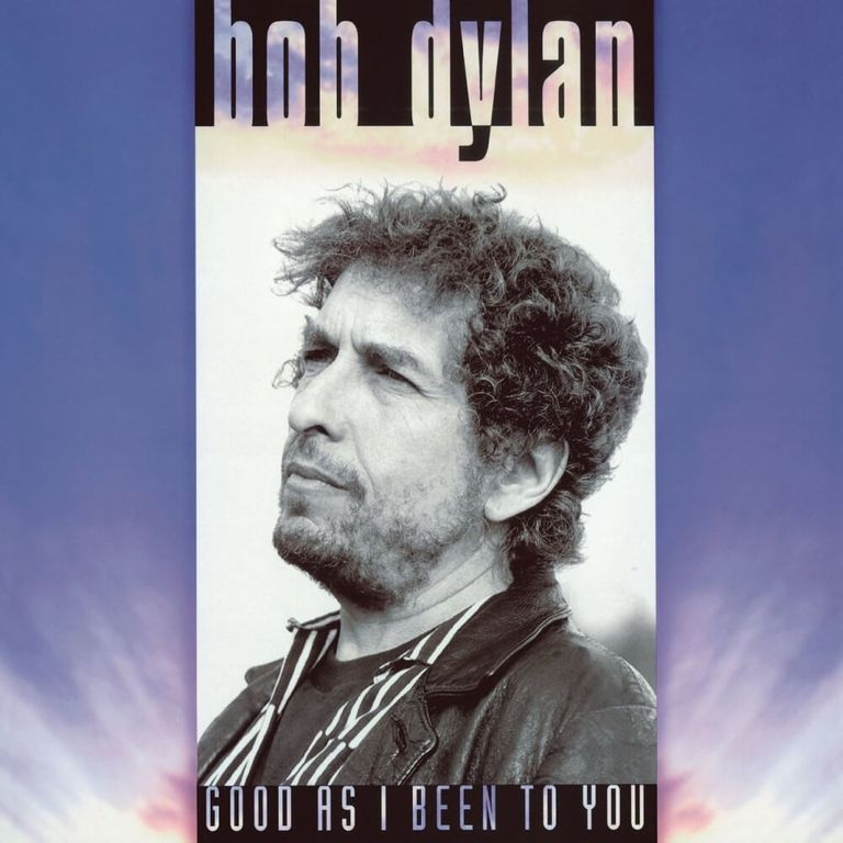 Album artwork of 'Good As I Been to You' by Bob Dylan