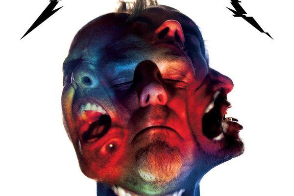 Album artwork of 'Hardwired... to Self-Destruct' by Metallica