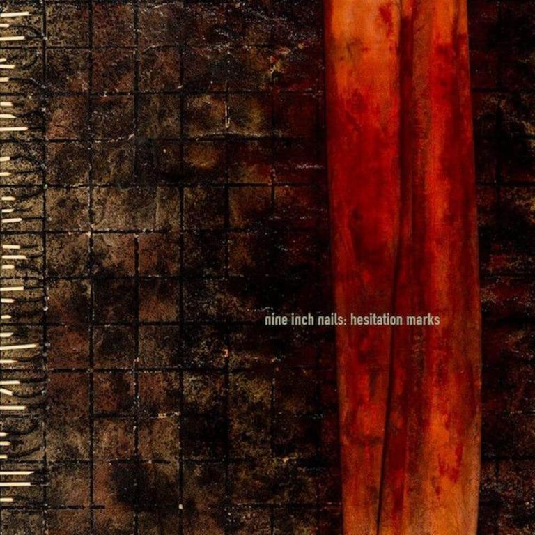 Album artwork of 'Hesitation Marks' by Nine Inch Nails