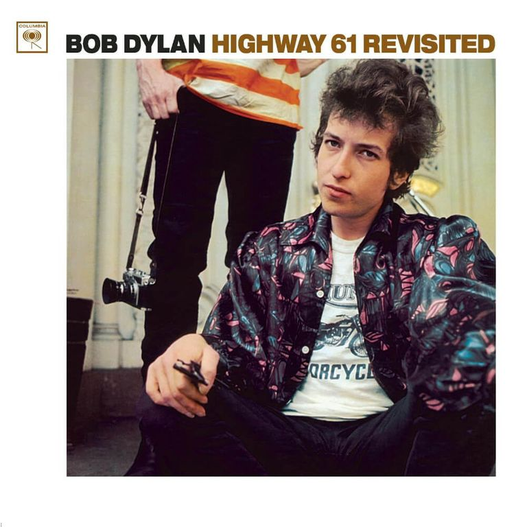 Album artwork of 'Highway 61 Revisited' by Bob Dylan