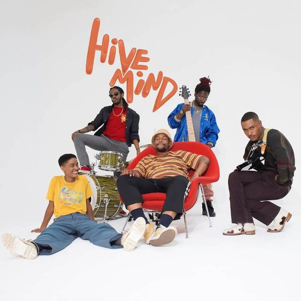 Album artwork of 'Hive Mind' by The Internet