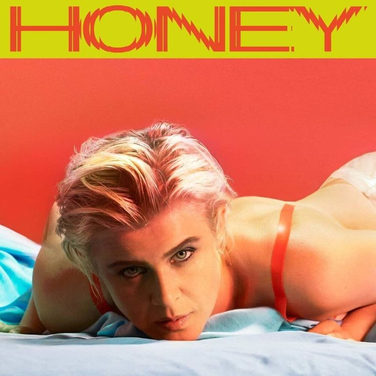 Album artwork of 'Honey' by Robyn