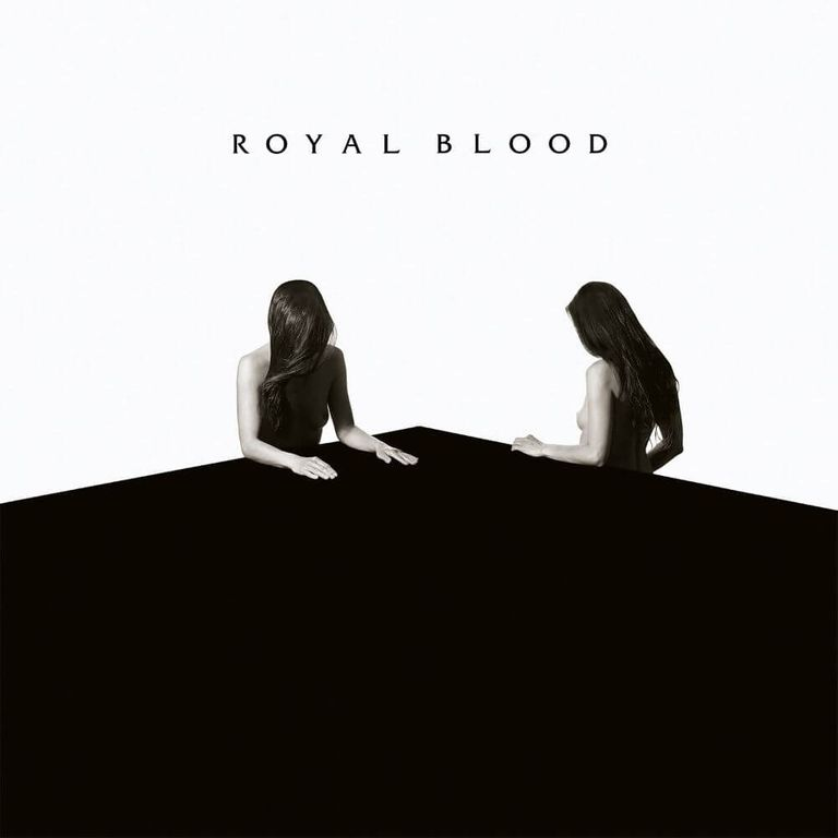 Album artwork of 'How Did We Get So Dark?' by Royal Blood
