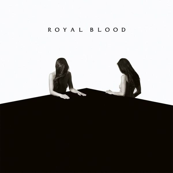 Album artwork of 'How Did We Get So Dark?' by Royal Blood