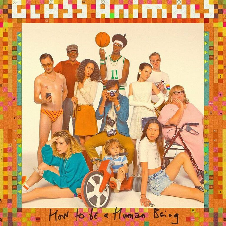 """Album artwork for """"How to be a Human Being"""" by Glass Animals"""