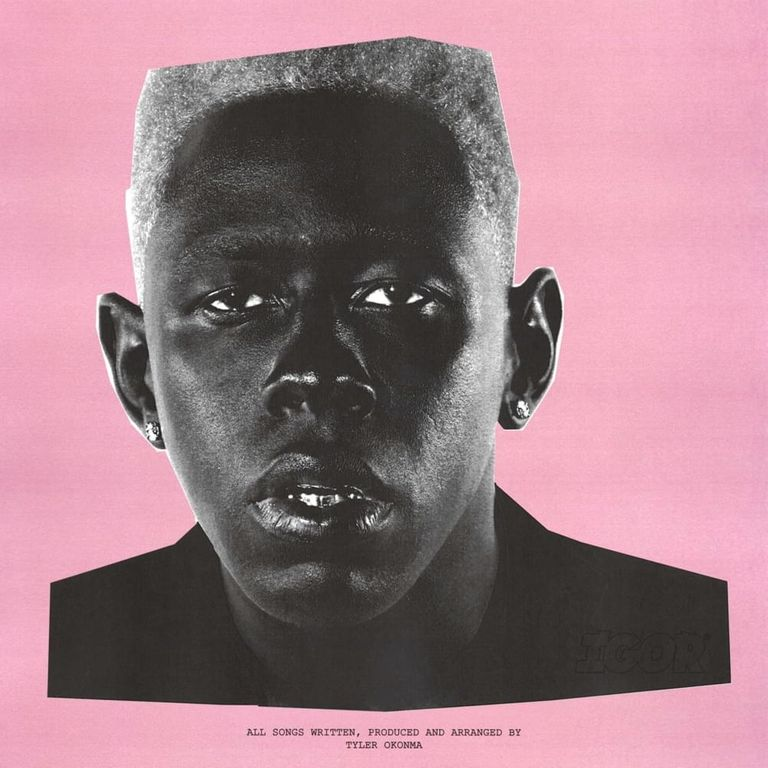 Album artwork of 'IGOR' by Tyler, the Creator