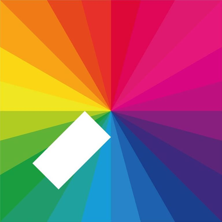 Album artwork of In Colour by Jamie XX