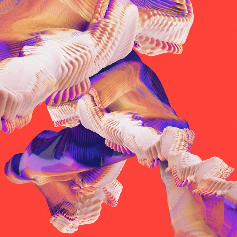 Album artwork of 'Isles' by Bicep